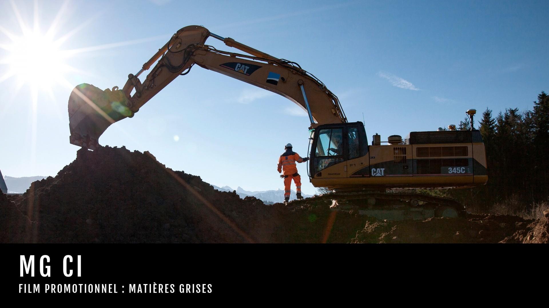 Matières Grises, MG Constructions métalliques